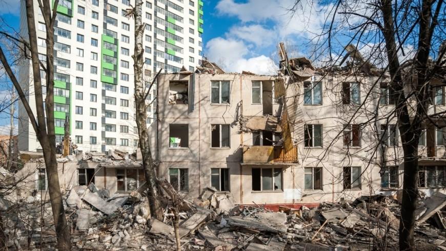 Архитектурные проекты реновации пройдут публичное рассмотрение