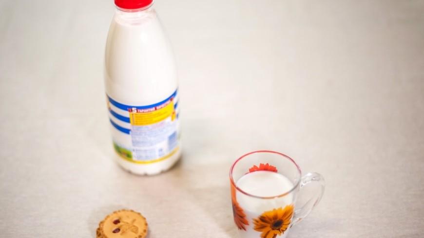 МинсельхозРФ допустил синий оттенок увосстановленного молока