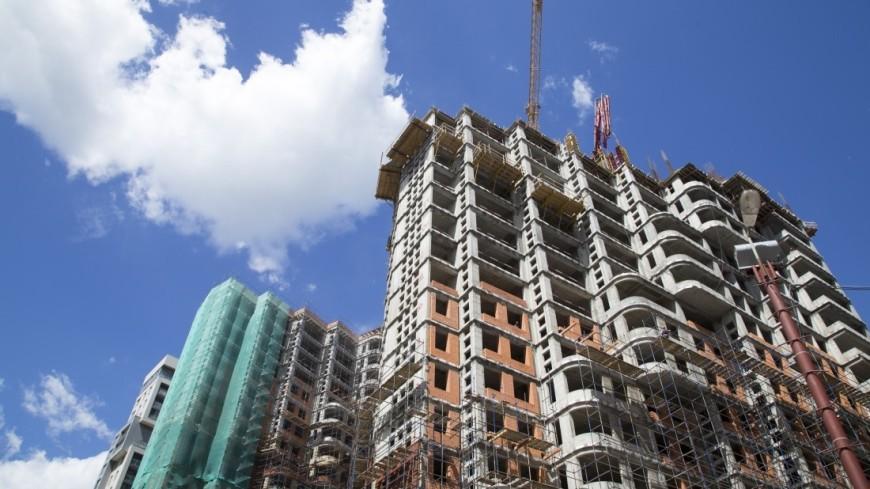 В столицеРФ строят 104 панельных дома модернизированных серий