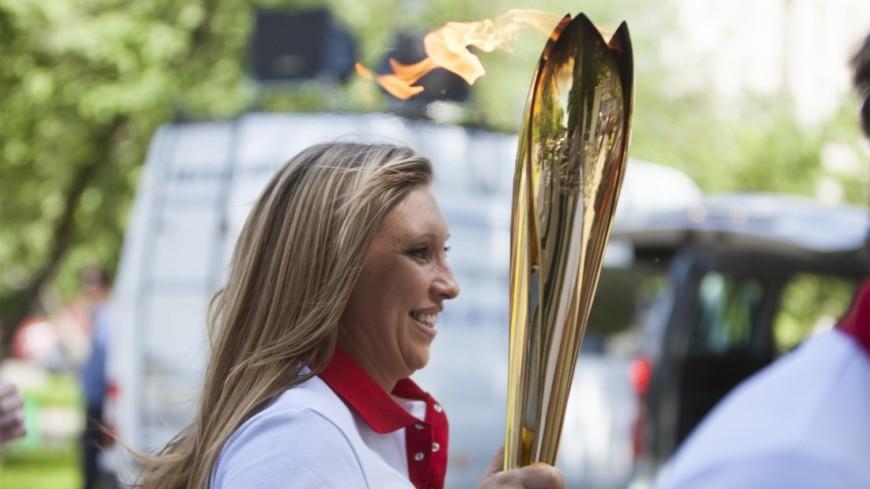 100 дней до Игр: в Южную Корею доставили олимпийский огонь