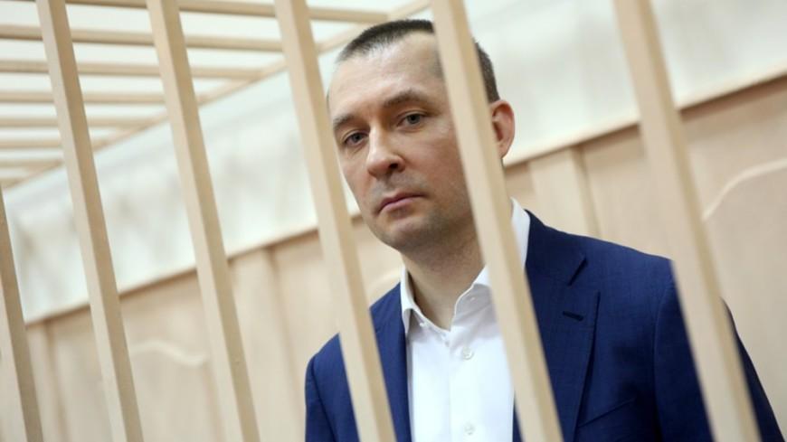МВД уволило управляющих полковника Дмитрия Захарченко