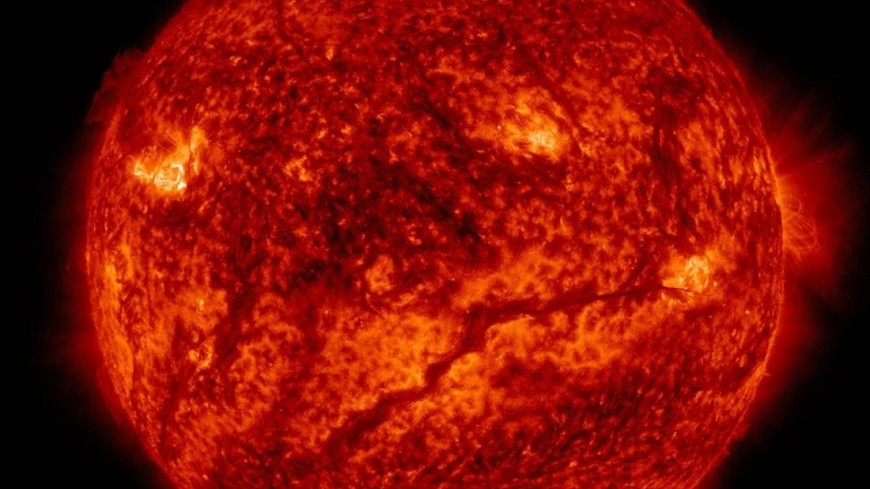 "Фото: ""NASA/SDO"":http://www.nasa.gov, солнце"