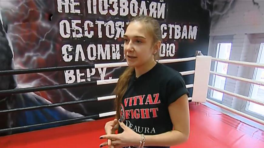 Валерия Дроздова - принцесса муай тай