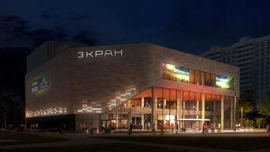Насевере столицы появится очередной кинотеатр-корабль