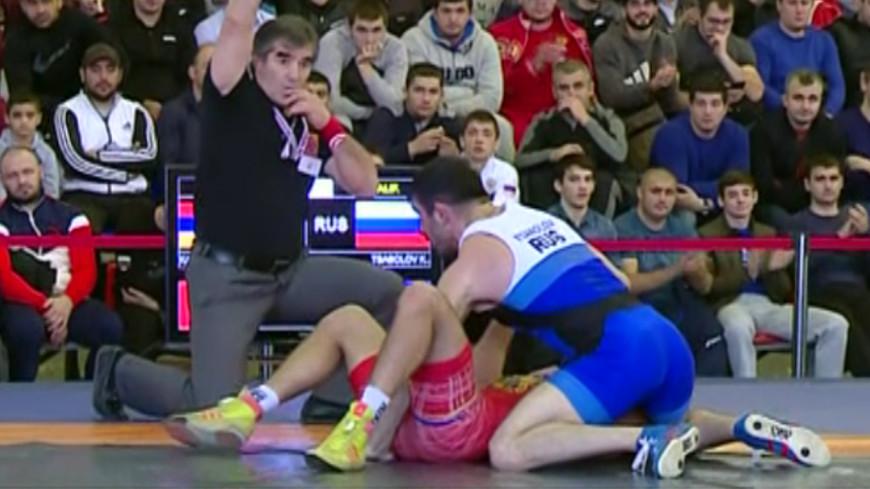 Владикавказ собрал на турнир лучших борцов вольного стиля из 13 стран