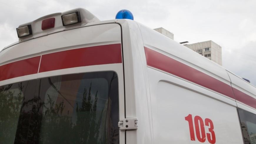 В новейшей столице шофёр сбил мать и5-летнего ребенка