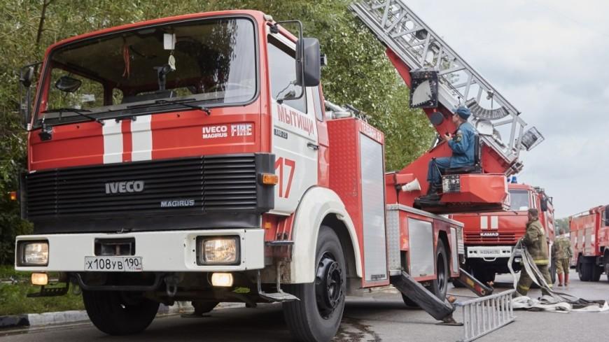 Насевере столицы жертвами пожара стали шесть человек