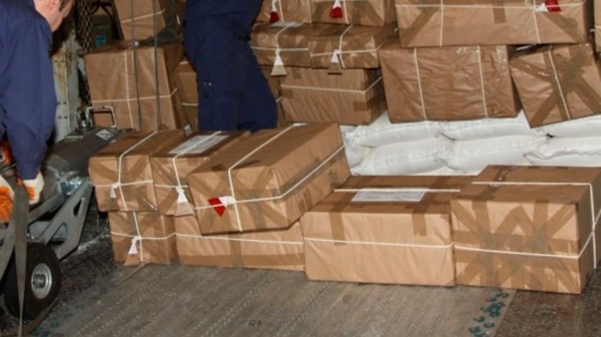 Сирия получила 25 тонн гуманитарной помощи от Белоруссии