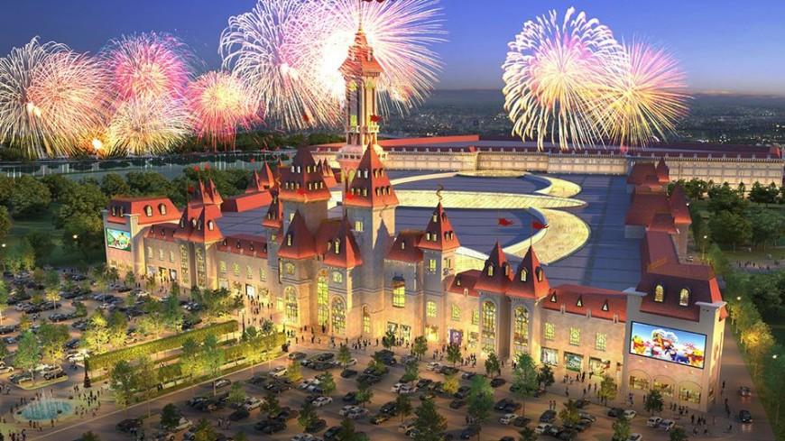 Впарке «Остров мечты» в столицеРФ появятся дорожки для терренкура