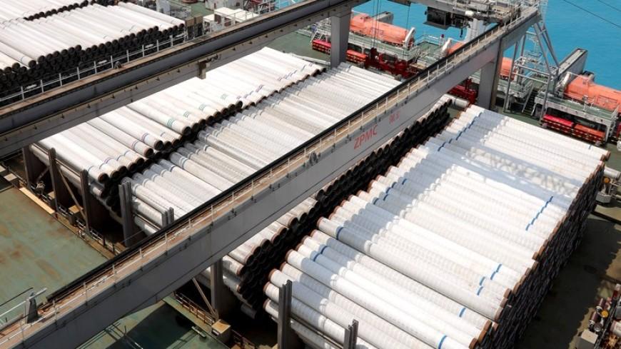 «Турецкий поток» достиг исключительной экономической зоны Турции