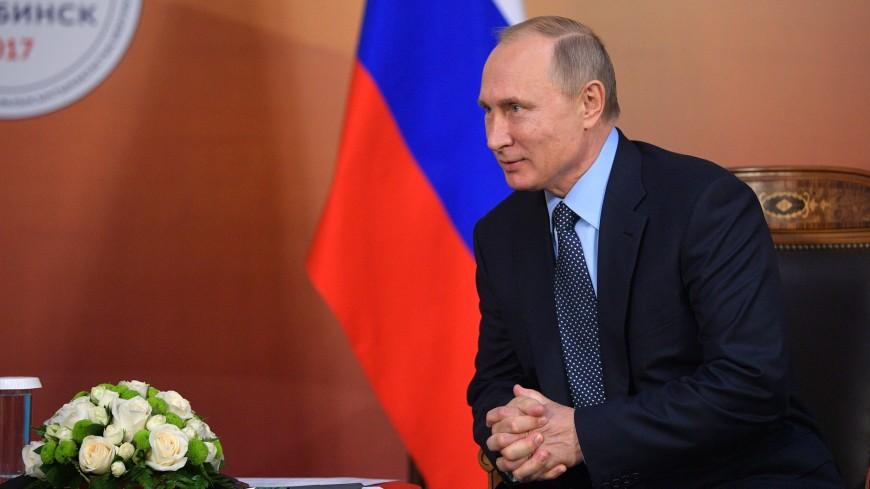 Путин предложил Казахстану создавать совместные исследовательские центры