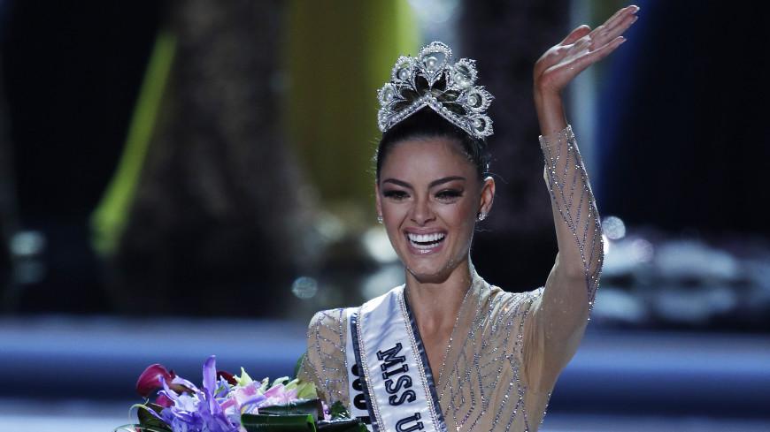 Титул «Мисс Вселенная-2017» получила красавица из ЮАР
