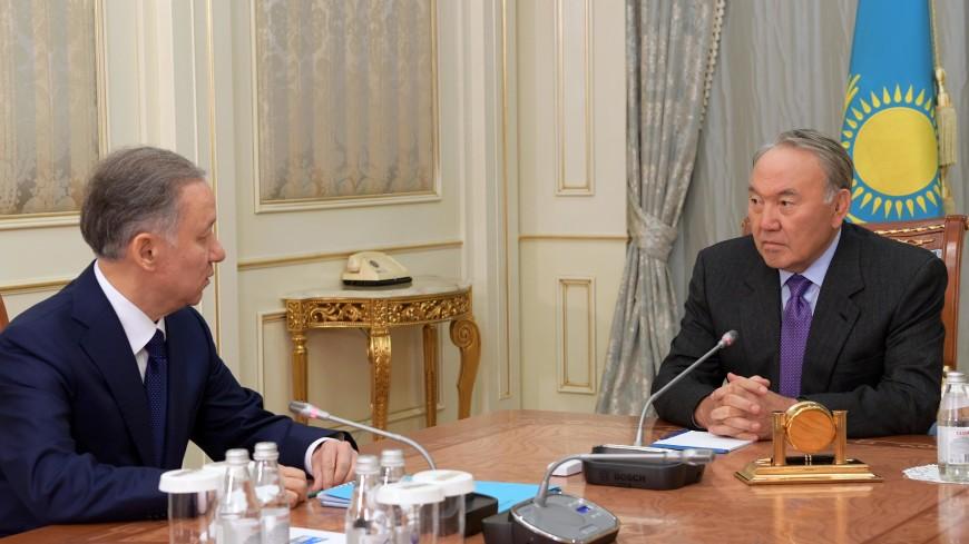 Спикер Мажилиса рассказал Назарбаеву о принятых законах