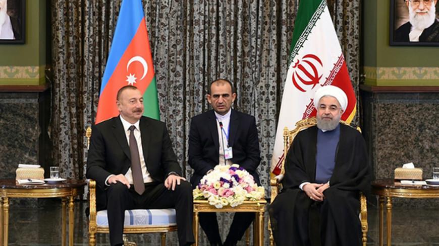 Алиев и Рухани отметили большой потенциал формата Баку-Тегеран-Москва