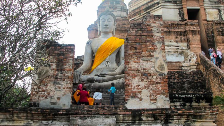 Древняя столица Таиланда: лучшие достопримечательности Аюттаи