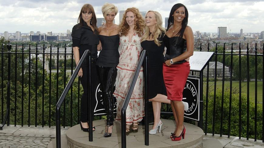 Spice Girls воссоединятся в 2018 году