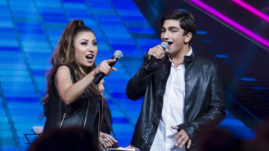Маргарита Позоян настроила участников шоу «Во весь голос» на победу