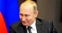 Петербургский художник к юбилею президента создал «Золотого Путина»
