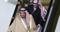 У самолета короля Саудовской Аравии в Москве сломался трап-эскалатор