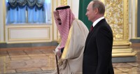 Путин по приглашению саудовского монарха посетит Эр-Рияд