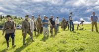 На Бородинском поле снова идут бои