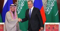 Эр-Рияд: Санкции против России - не помеха сотрудничеству с Москвой