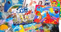 Все краски Содружества. Что юные художники рисовали для «Мира»