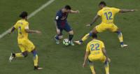 День референдума: «Барселона» сыграла и победила на пустом стадионе