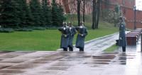 Президентский полк последний раз в этом году проведет церемонию развода караулов