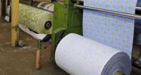 В Алеппо заработала крупнейшая в Сирии ткацкая фабрика