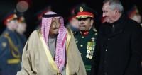 «Счастлив быть здесь»: саудовский король назвал цели визита в Россию
