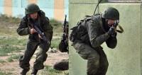 Силы антитеррора: в горах Нуратау прошли российско-узбекские учения