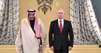 Восточный ветер. Пятизвездочный визит саудовского короля