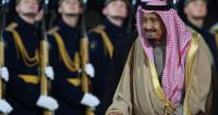 В Москву прибыл король Саудовской Аравии
