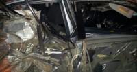 «ГАЗель» и тепловоз столкнулись в Казахстане: шесть погибших
