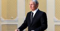 Лидеры СНГ поздравили Владимира Путина с юбилеем