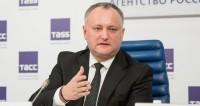 «МИРу» - 25 лет: поздравление президента Молдовы Игоря Додона