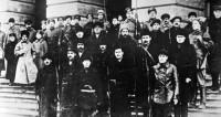 Октябрь 1917: кризис Временного правительства