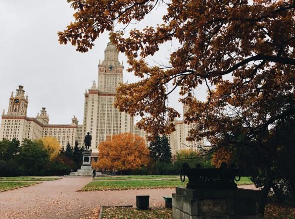 Архитектура против депрессии: девять самых фотогеничных локаций Москвы