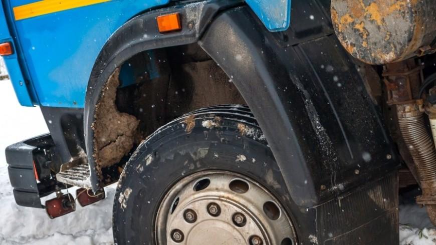 Под Кемерово спасли замерзающего дальнобойщика с космическим грузом