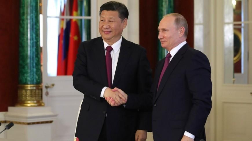 Путин иСиЦзиньпин договорились овстрече сначала ноября