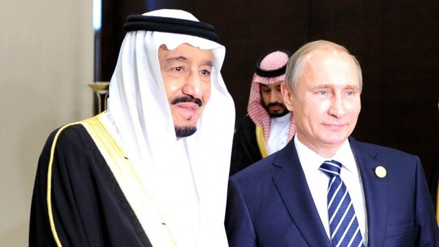 Монарх  Саудовской Аравии впервый раз  прибыл в столицу