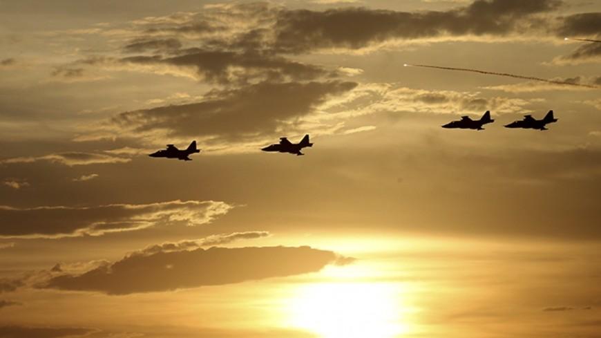"""Фото: """"Министерство обороны РФ"""":http://mil.ru/, военные самолеты"""