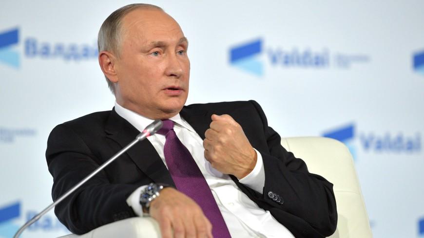 Путин отказался советовать Трампу, как быть хорошим президентом