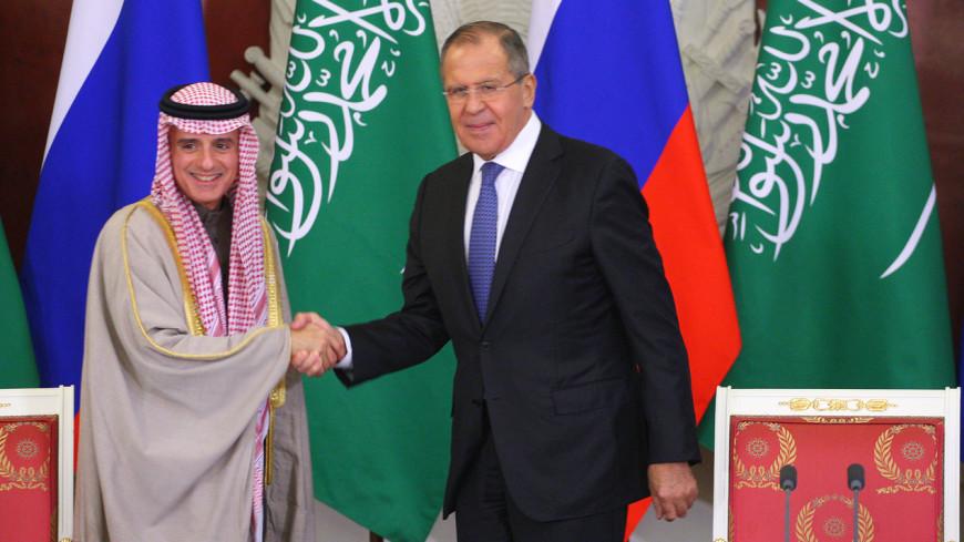 МИД Саудовской Аравии: политика США неповлияет насотрудничество сРоссией