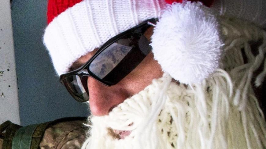Кровожадный Санта-Клаус расстрелял вечеринку вТехасе