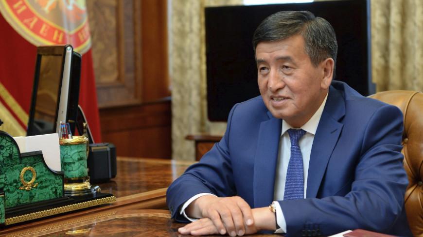 ЦИК Киргизии объявил Жээнбекова победителем президентских выборов