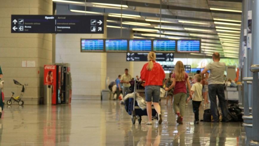 Снегопад столетия задержал более 70 рейсов в аэропортах Москвы