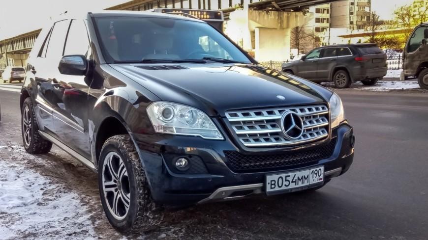 Mercedes объявила оботзыве в Российской Федерации практически 15 тыс. фургонов Sprinter