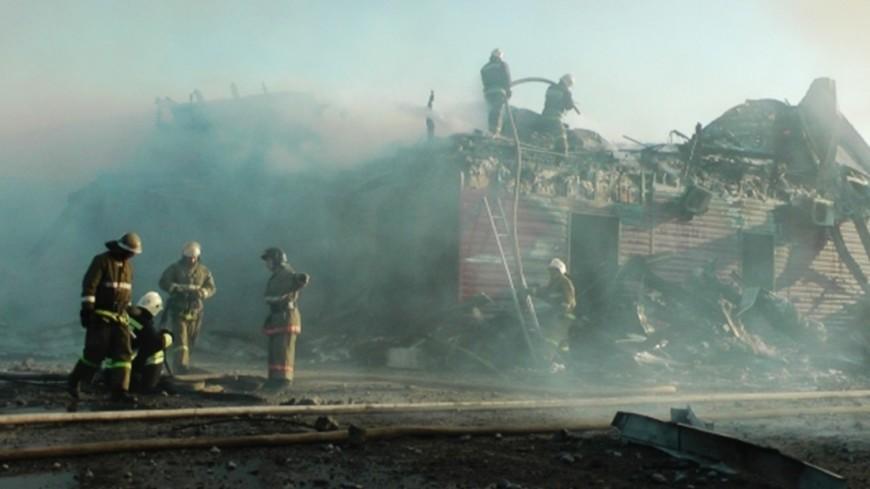 Ребенок спасен из-под завалов дома вМахачкале после взрыва газа
